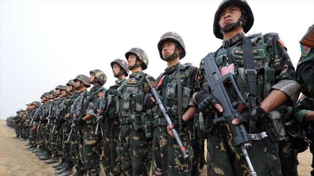 """""""China ayudaría al Ejército sirio en su próxima ofensiva en Idlib"""""""