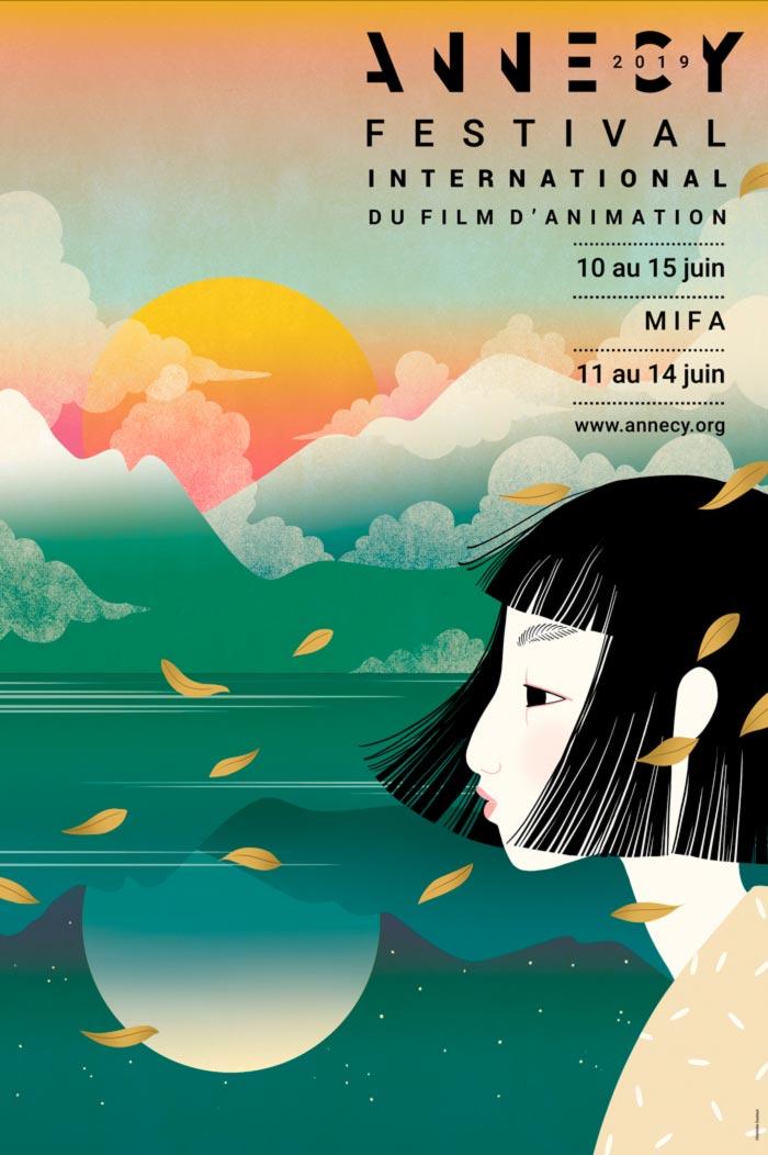 Festival Internacional de Cine de Animación Annecy 2019