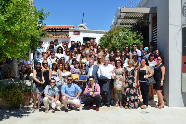 Οι νέοι Έλληνες ομογενείς της πρώην ΕΣΣΔ βραβεύτηκαν από τον Πρόεδρο της Δημοκρατίας