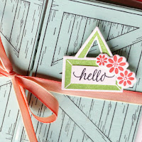 Stampin' Up! Barn Door Gate Fold Double Door + Video Tutorial ~ 2018 Occasions Catalog ~ www.juliedavison.com