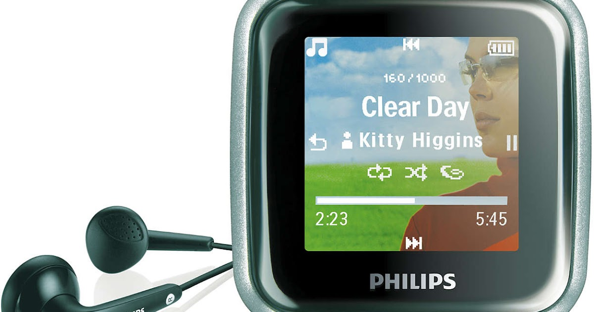 Philips Gogear Software Downloads