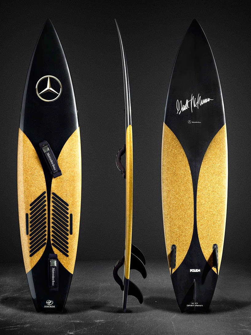 Tabla de surf mercedes-Benz