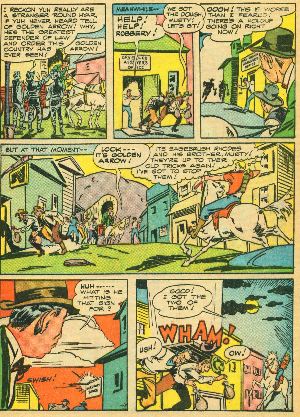WHIZ Comics issue 101 - Page 29