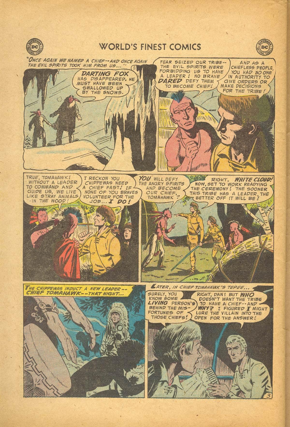 Read online World's Finest Comics comic -  Issue #83 - 30