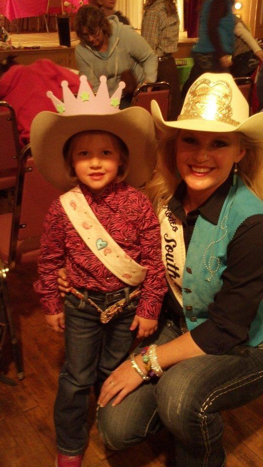 Miss Rodeo South Dakota 2012 Mrsd Travel Log June