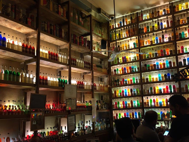 A WHISKY BAR IN PLAKA