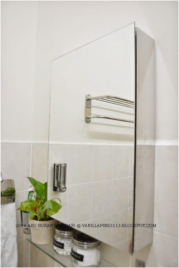 Aku Bukan Bidadari Dekorasi Bilik Air Dalam Master Bedroom