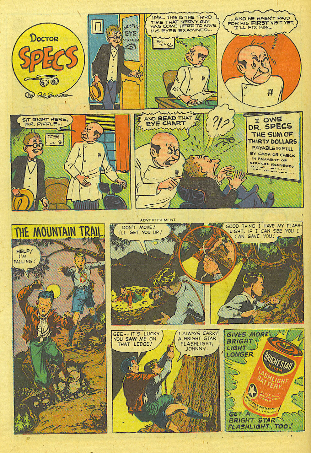 Read online Action Comics (1938) comic -  Issue #114 - 32