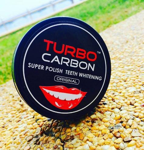 turbo carbon teeth whitening