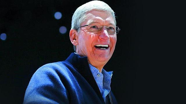 A Apple está abrindo um novo escritório na Índia