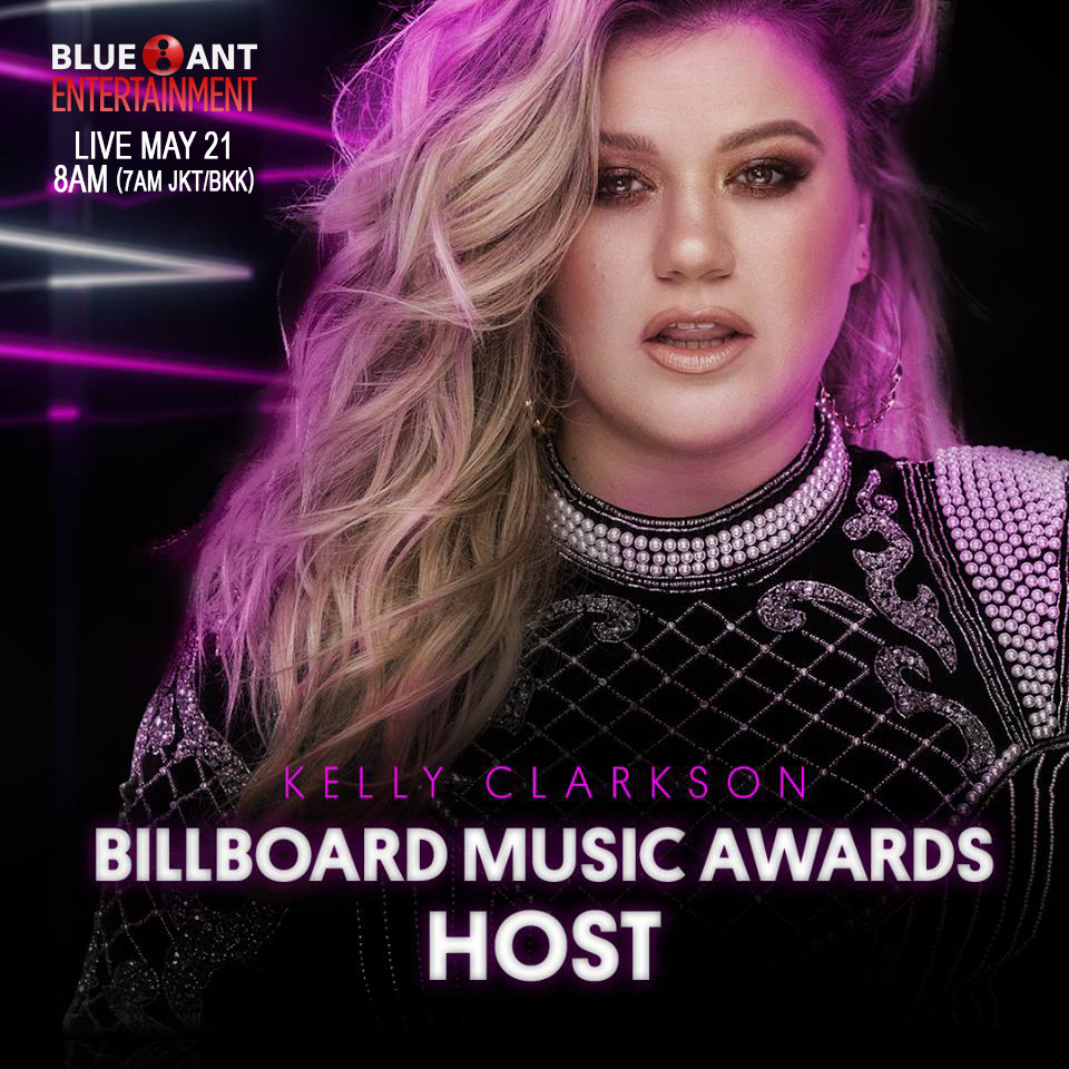 Kelly Clarkson to host the 2018 Billboard Music Awards - Recycle Bin ...