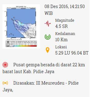Korban gempa pidie jaya aceh, pusat gempa, gempa hari ini, gempa terkini, video gempa pidie jaya.