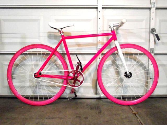 Dunia Basikal, Geqet, Sepeda