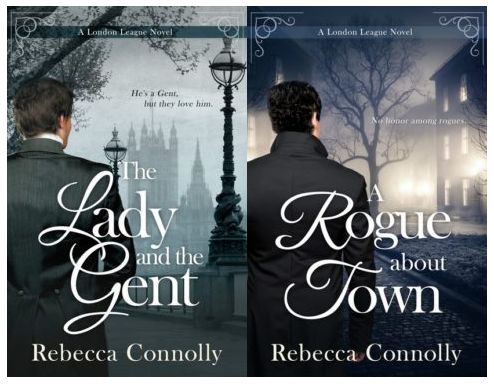 London League series by Rebecca Connolly