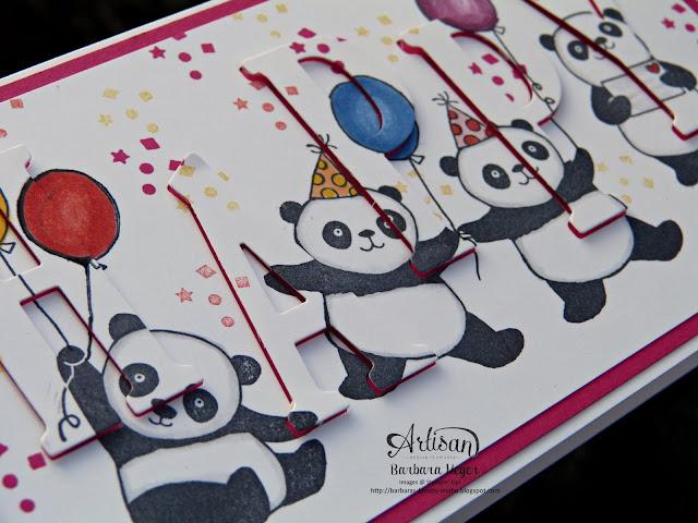 Eclipse Technique - Party Pandas 1