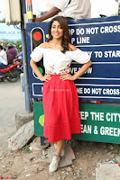 Shriya Saran looks super cute in off shoulder top and Red Skirt ~  Exclusive Celebrities Galleries 083.JPG