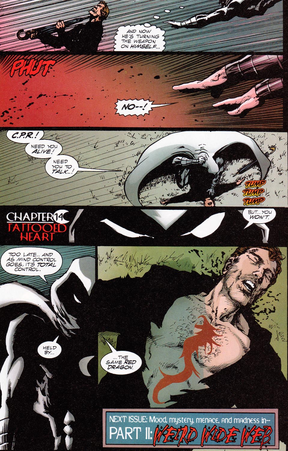 Moon Knight: High Strangers issue 1 - Page 24