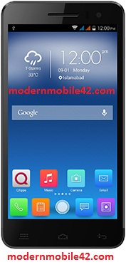 Qmobile X900-16gb MT6592 100%Miracle Box flash file