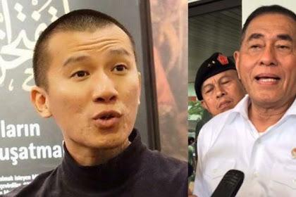 "Tanggapan Keras Ustadz Felix Siauw, Menhan Sebut ""Saya Tempeleng Yang Bilang Kafir"""