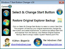 Start Button Changer  v.2 6