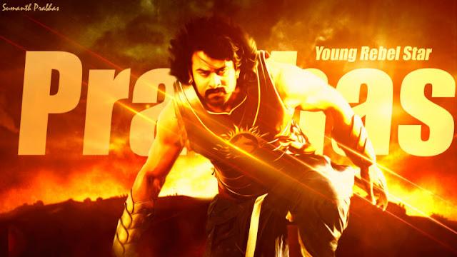 Young Rebel Star New Babubali Look HD Wallpapers