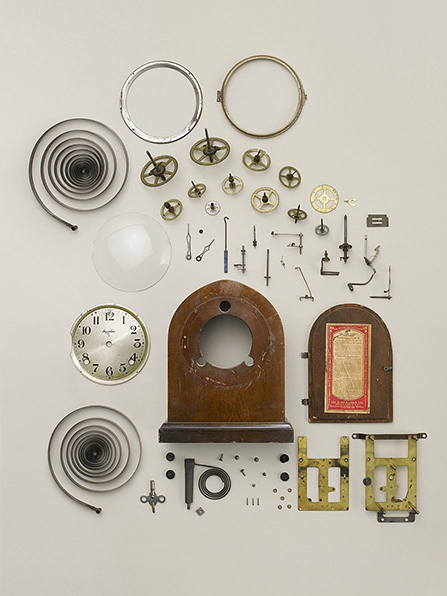 Todd McLellan. Disassembly