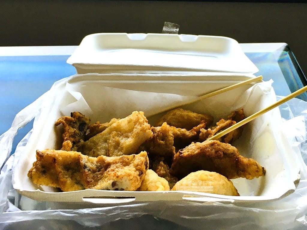 台南美食,一農手工甜不辣,台南散步吃美食,台南火車站必吃好吃,台南銅板美食