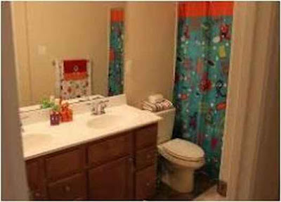 Bathroom Decorating Ideas For Toddlers