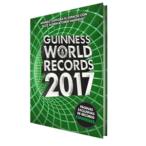 Número 6. Guinness World Records 2017. Libreria Cilsa. Alicante.