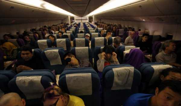 ketersediaan seat pesawat terbang