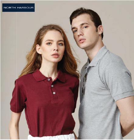 North Harbour Soft-Touch Polo