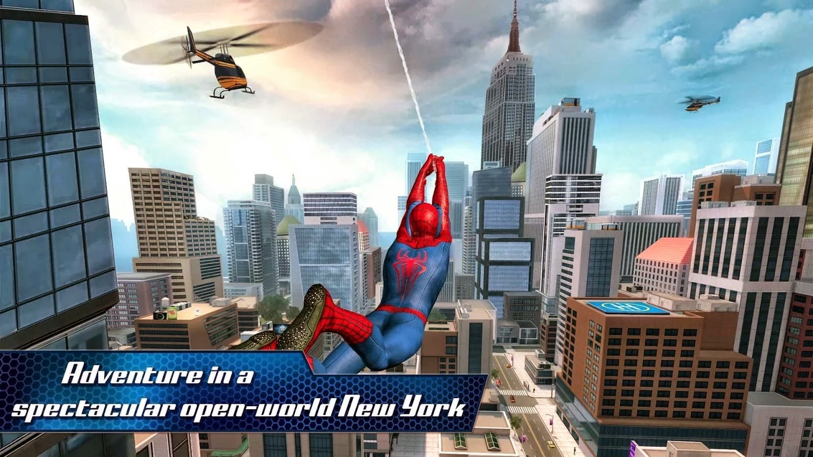 The Amazing Spider Man 2 Apk Download For Android