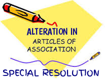 Special-Resolution-for-Alteration-of-Articles