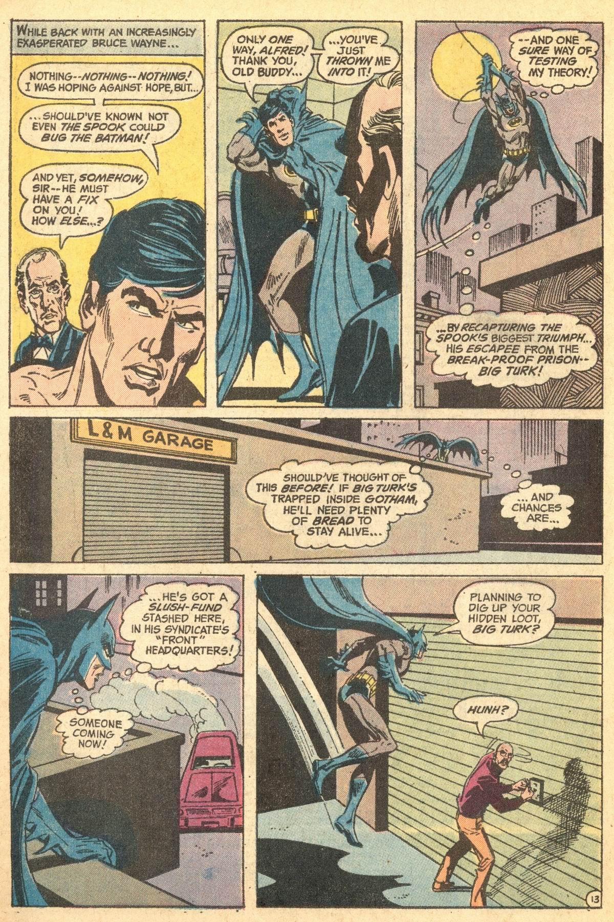 Detective Comics (1937) 434 Page 13