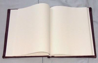 Resultado de imagem para página em branco