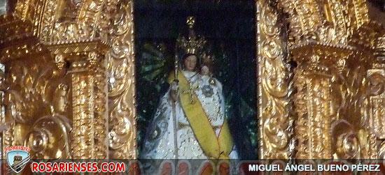 Virgen de Quinche, madre de los ecuatorianos | Rosarienses, Villa del Rosario
