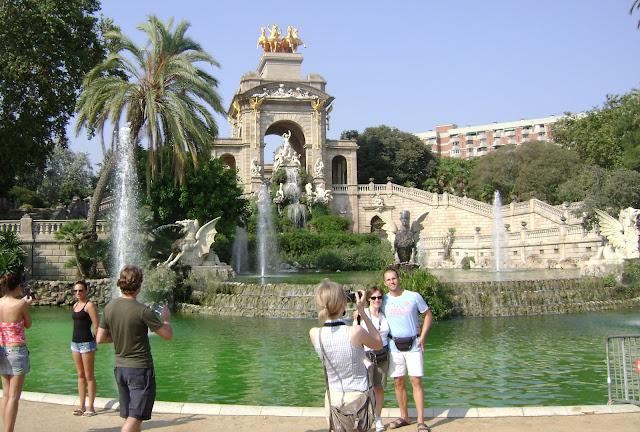 Barcelona - Dia 4 - Parc de la Ciutadella e Arco do triunfo