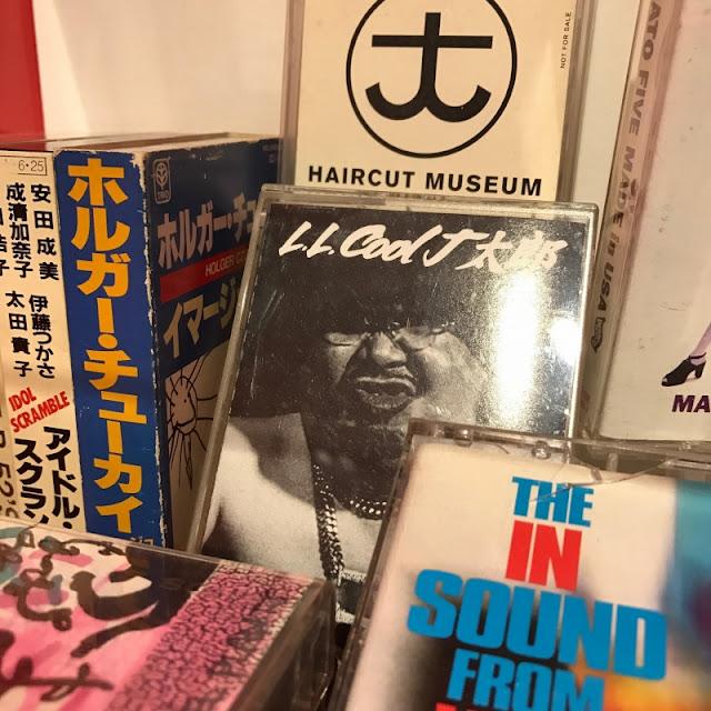 LL COOL J太郎のカセットテープです。