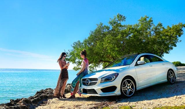 Aluguel de carro em Miami - Praias