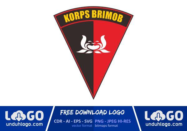Logo Korps Brimob