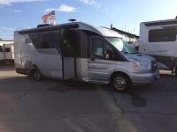 Leisure Travel Van Wonder Motorhome