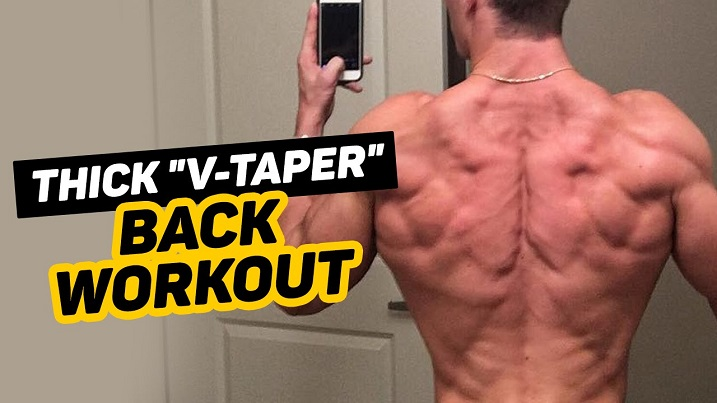 Best Muscle-Building Back Exercises For a V-Tapered Back