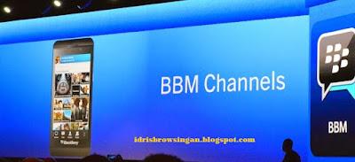 Cara Mudah Membuat Channel BBM