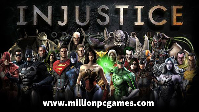 Download Injustice Gods Among Us Ultimate Edition Pc Free
