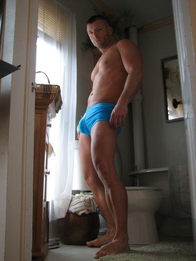 Boner in pants