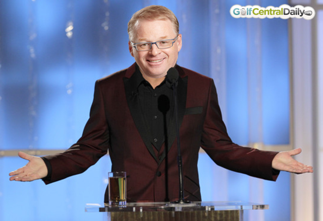 Keith Pelley Funny