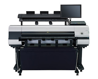 large format imaging organisation was developed to run into the measuring as well as precision requirements int Canon imagePrograf iPF 830 MFP M40 Driver, Review
