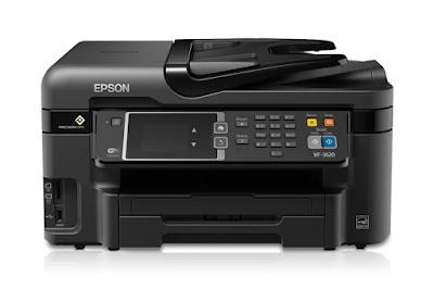Epson WF-3620 Télécharger Pilote Imprimante Gratuit