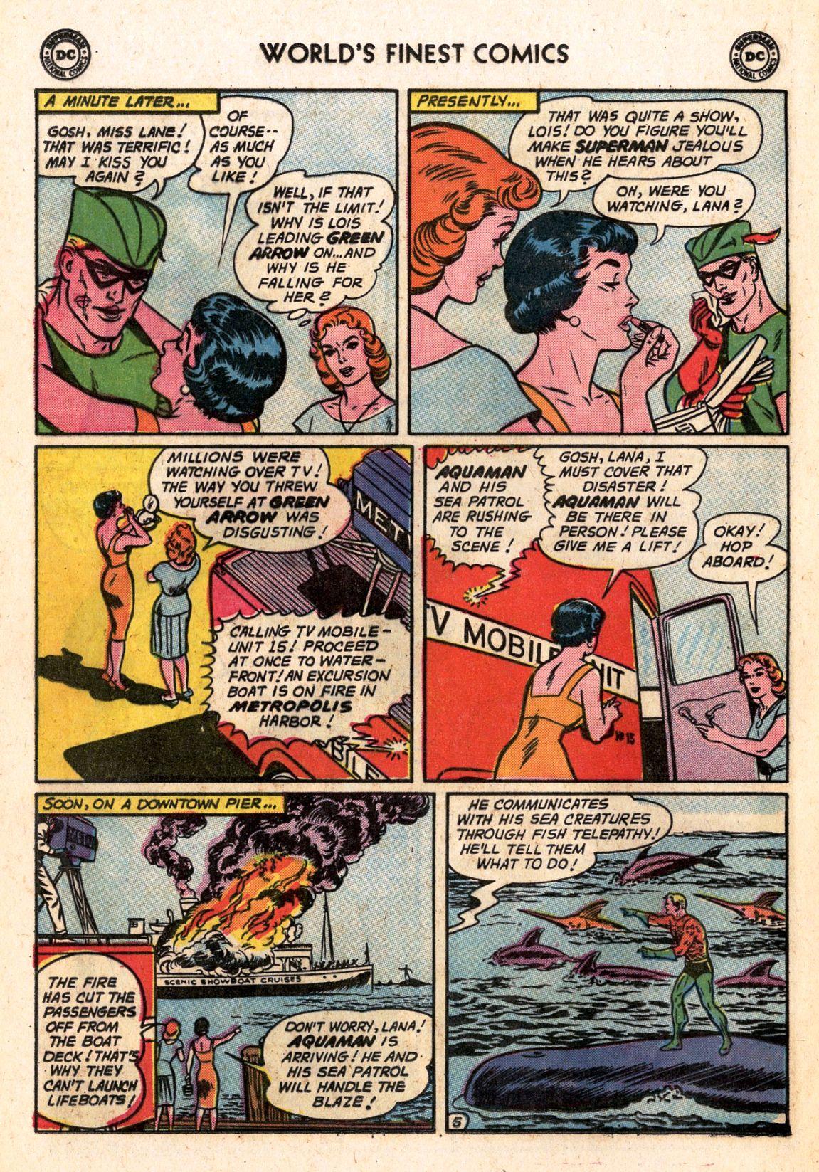 Read online World's Finest Comics comic -  Issue #141 - 28