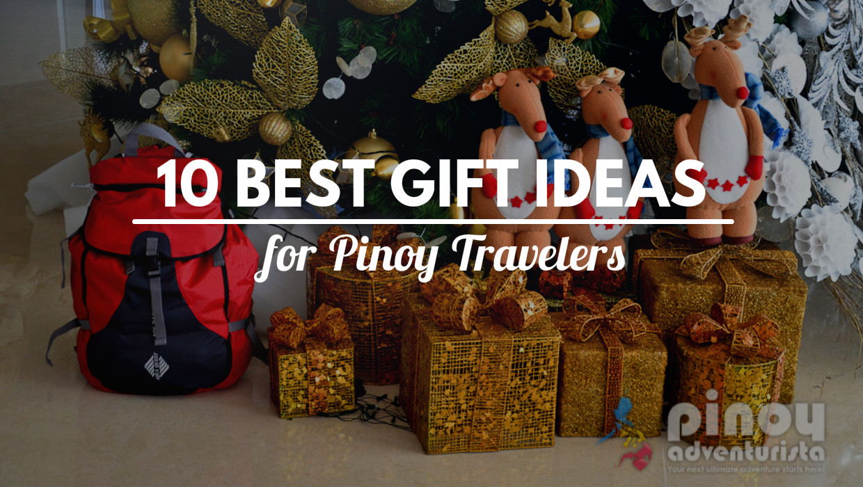 TOP PICKS: 10 Best Gift Ideas for Pinoy Travelers (for as low as 249 ...